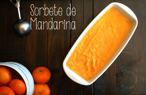 Sorbete-Mandarina